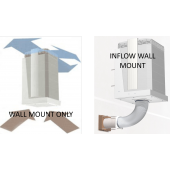 IQAir VMF Wall Mounting Kit